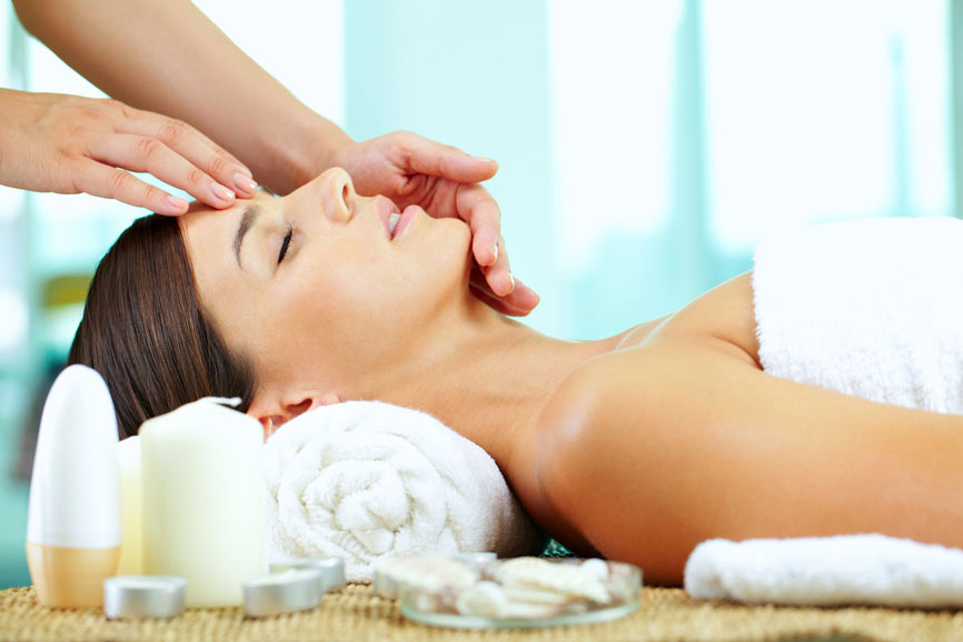 Facial at TLC Beauty Salon